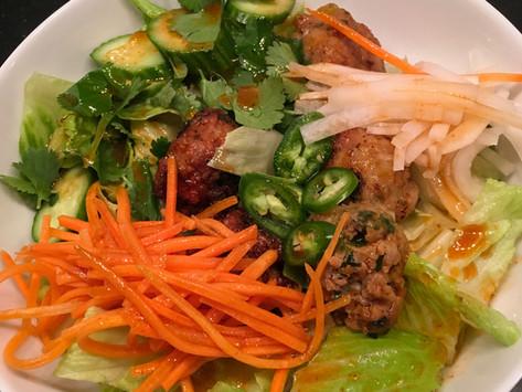Keri's Banh Mi Noodle Bowl – make it Paleo sans noodle!