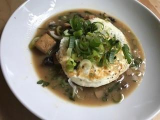 Bridget's Miso Soup