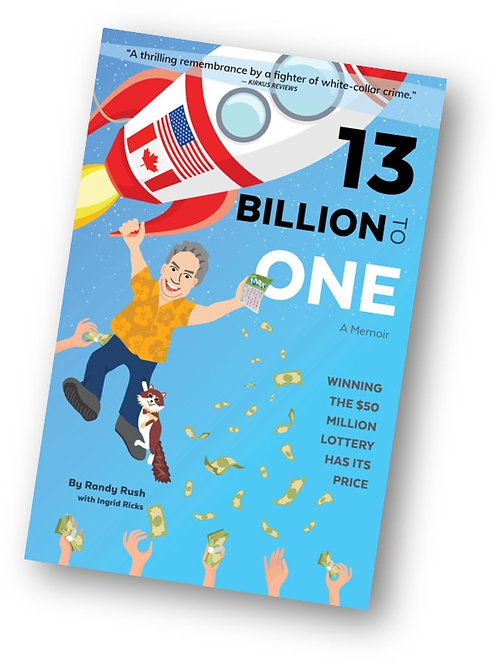 13 Billion to One - Paperback Edition