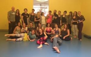 Spira Power Yoga Teacher Training Class of 2015-2016