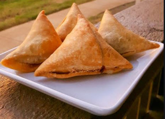 Mixed Samosas, Frozen