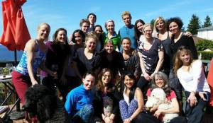 Spira Power Yoga Teacher Training Class of 2014-2015
