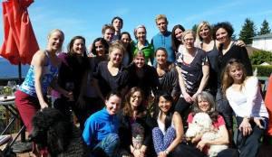 Spira Power Yoga Teacher Training Class of 2014-2015