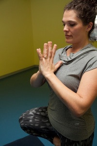 Sarah Spira Yoga Yin