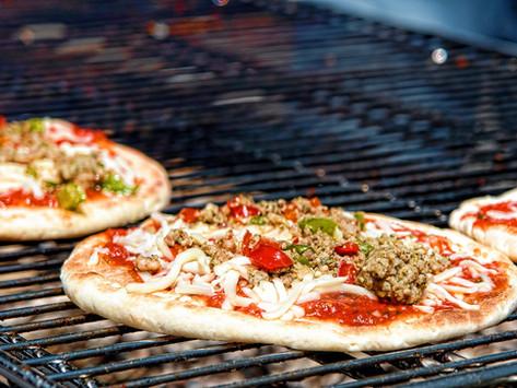 Explore the possibilities of On Safari Foods' pizza dough