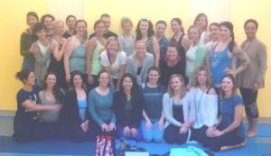 Spira Power Yoga Teacher Training Class of 2013-2014