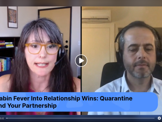 Flattening the Curve Without Letting Your Relationship Be Flattened in the Process: