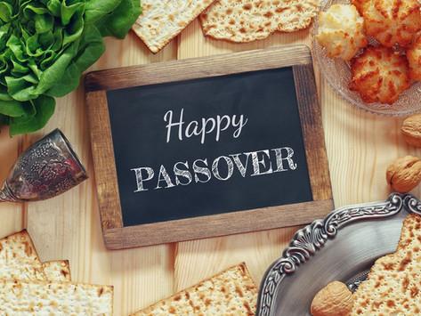 A Passover Menu for your Seder