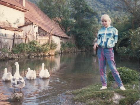 Smoked Mushroom Paprikas and Memories of Childhood