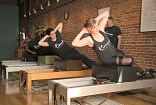 Pilates Contrology Method