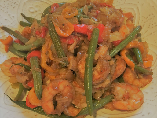 Quick and Healthy Stir Fry from Des