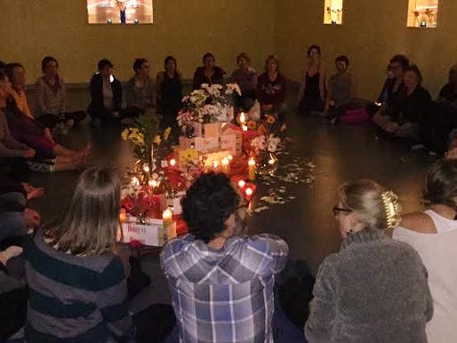 Reflections on Gratitude Ceremony