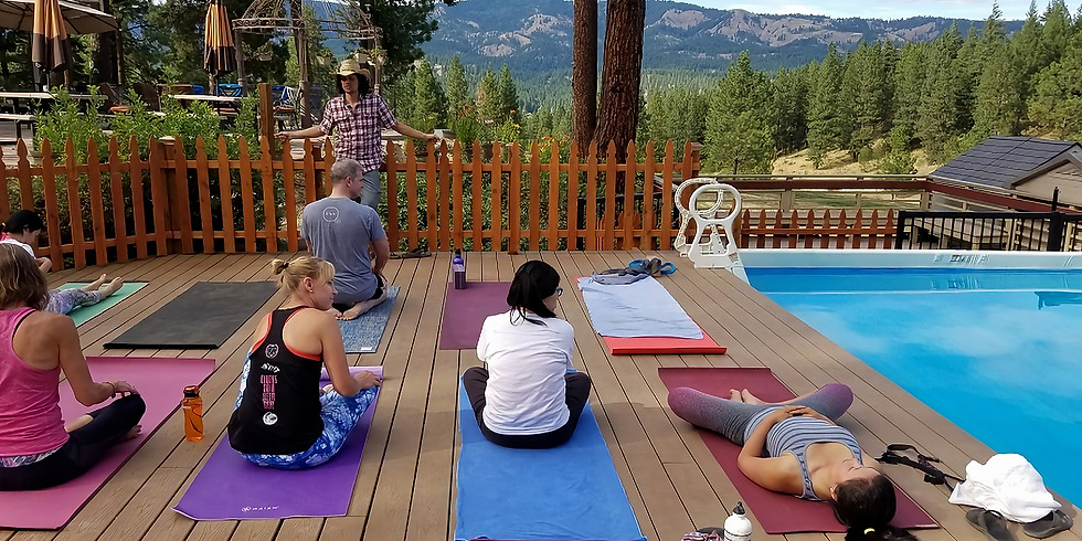 Spira Summer Yoga Retreat
