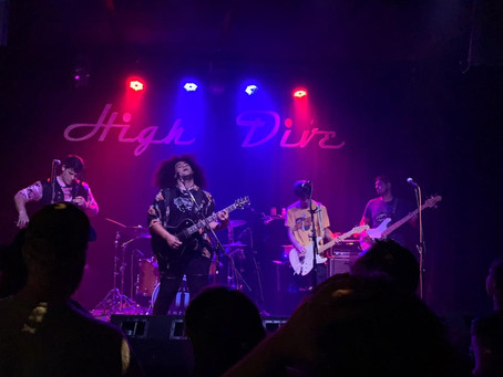 King Youngblood Kicks Off Their Summer Touring with A Local High Dive Show For Friends & Family
