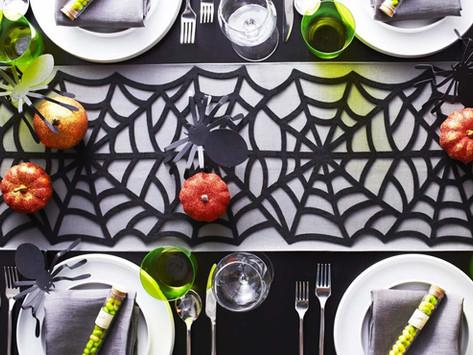 Spooktacular menus for your Halloween feast