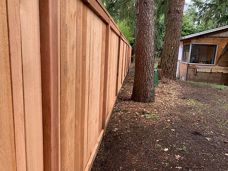 Rain City Fence Full Estate without Cap