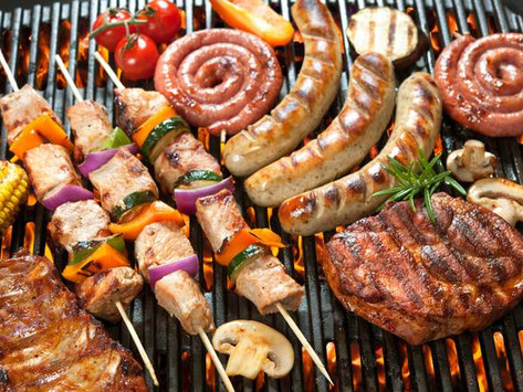 Out of Africa Club Annual Braai menu now available