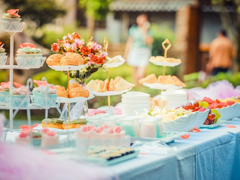 How to choose a wedding caterer: The basics