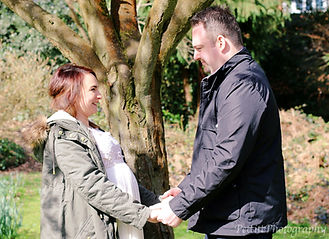 Pregnancy Photoshoot in Surrey