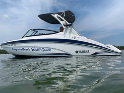 Yamaha Jet Boat Virginia Beach