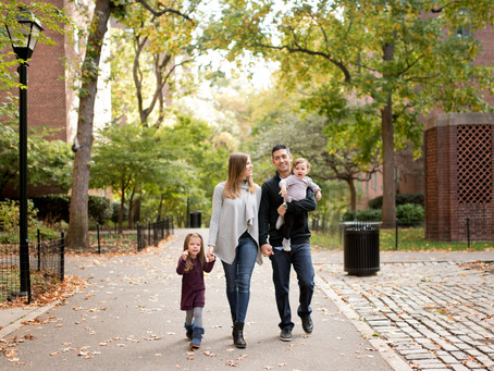 Orozco Family | Stuyvesant Town, New York City Family Photographer