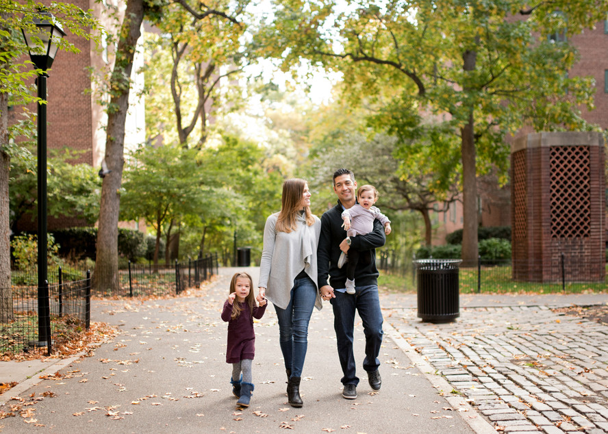 Orozco Family | Stuyvesant Town, New York City Family Photographer