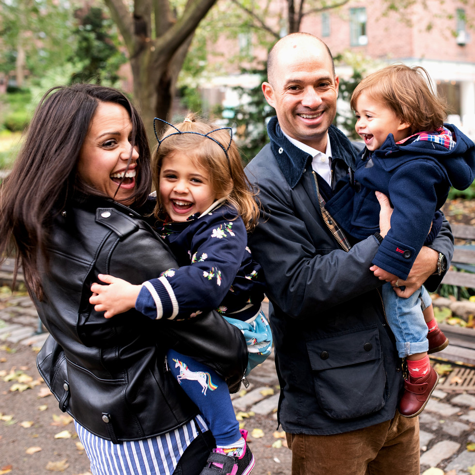 Family and Children's photography, New York City NY