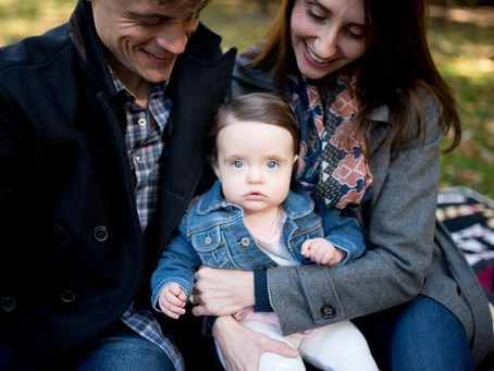 Anderson Family | Stuyvesant Town, Manhattan Family Photographer