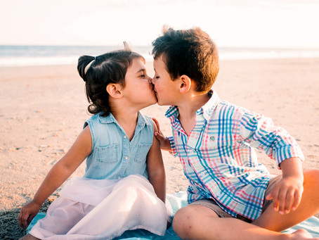 What to wear for a Beach photo session: Charleston family photographer