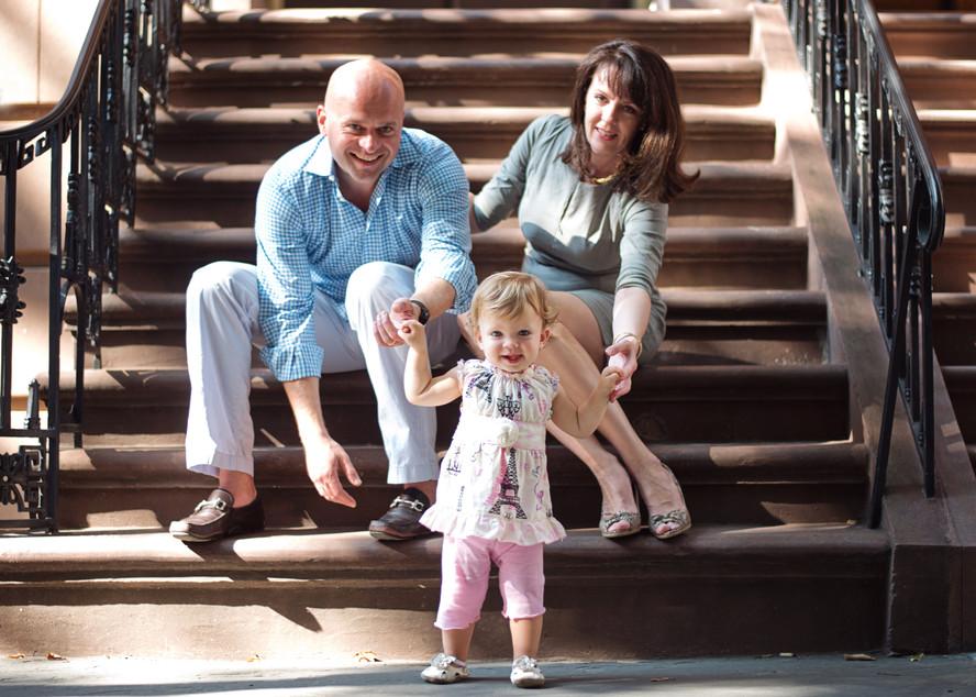 Cranstoun Family | New York City Family Photographer