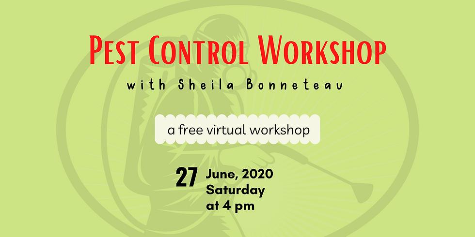 Pest Control Workshop