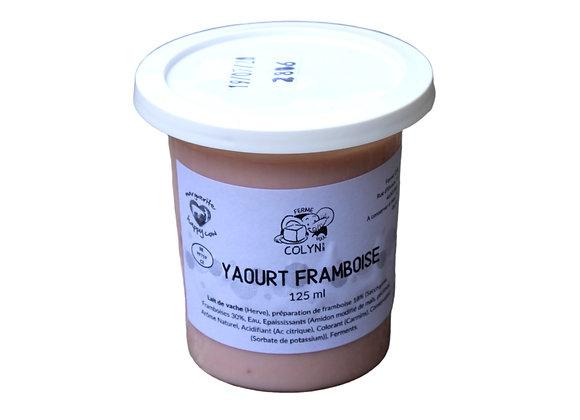 Colyn Yaourt Framboise - 125ml