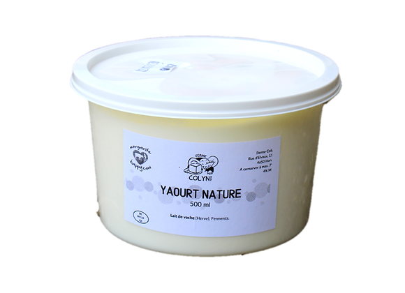 Colyn Yaourt Nature - 500ml