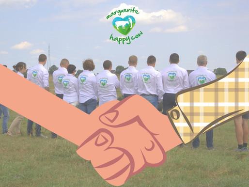 ✋ Main dans la main avec nos agriculteurs 🤚