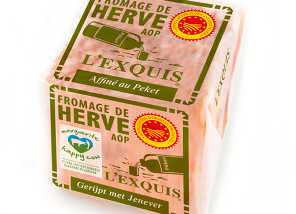L'Exquis Herve au Peket AOP - 200g