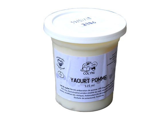 Colyn Yaourt Pomme - 125ml
