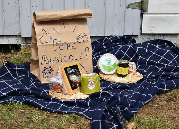 "Pack ""Foire Agricole"""