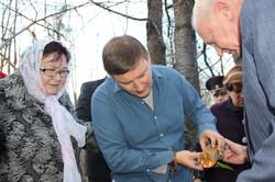 Андрей Турчак и Лидия Евтюхина