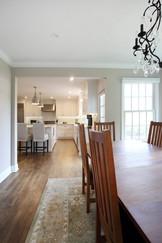 Wide Kitchen Entry