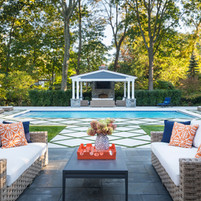 PATIO & POOL MAKEOVER