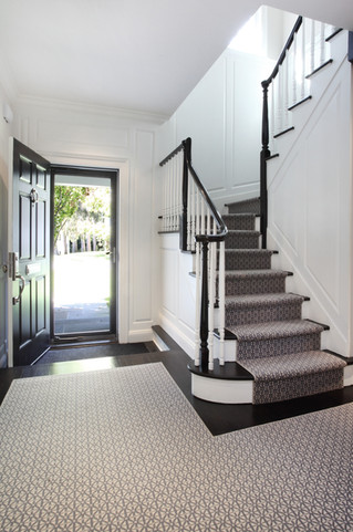 Contemporary Entry - The Park View