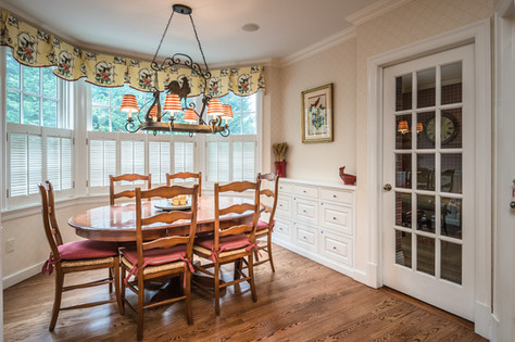 Breakfast Area - Traditional Georgian Colonial