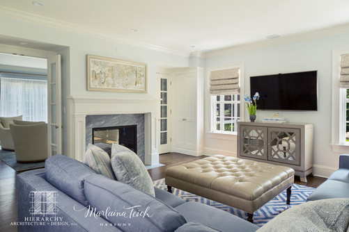 Living Room - Move That Fireplace