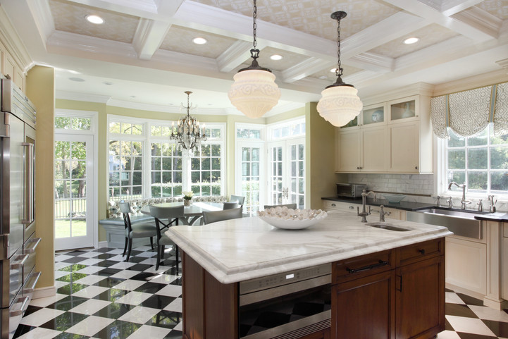 Contemporary Kitchen - The Park View