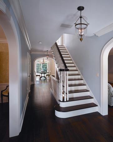 Custom Wood Staircase