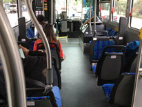 This bus .