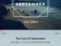The Cool Of September