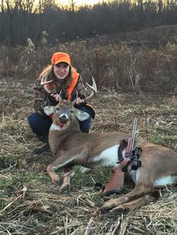 First Deer - 2015