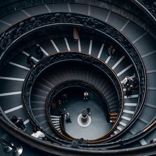 Spiral Staircase - Vatican