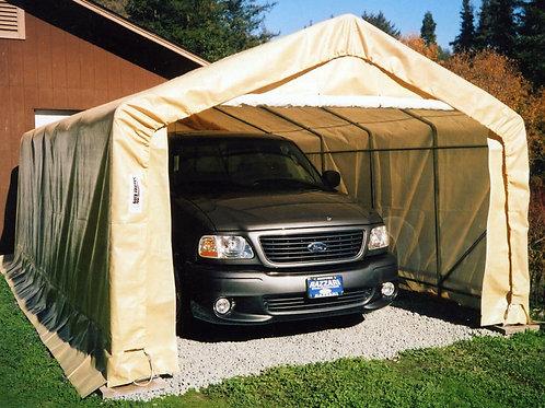 House Style Instant Garage 12'W x 20'L x 8'H